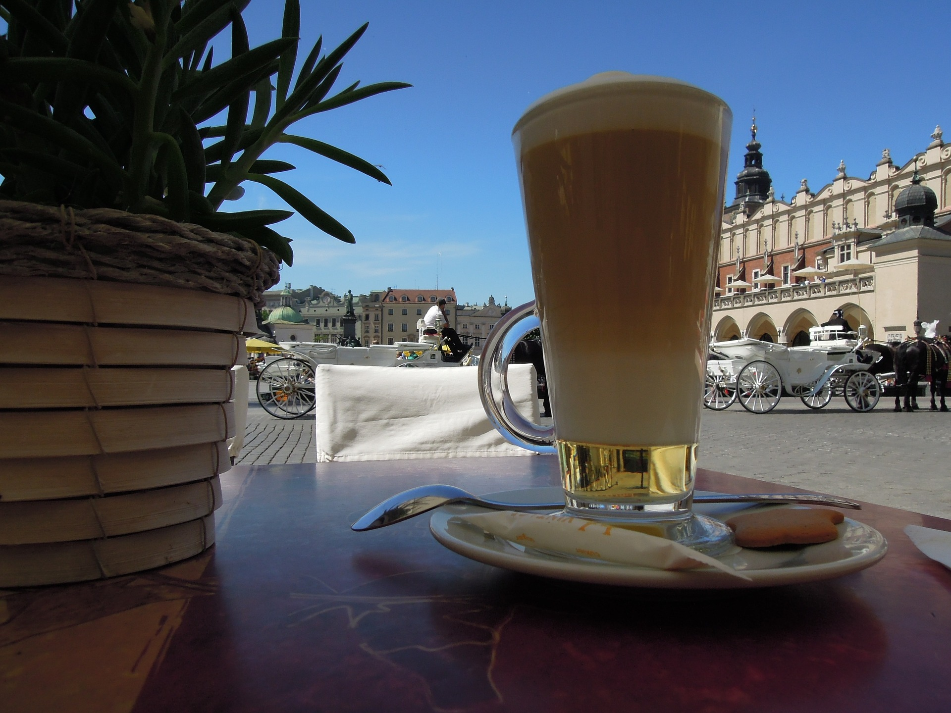 Kraków restaurants, cafes and clubs